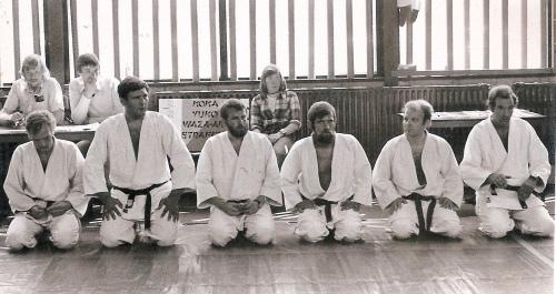 45 jaar judo